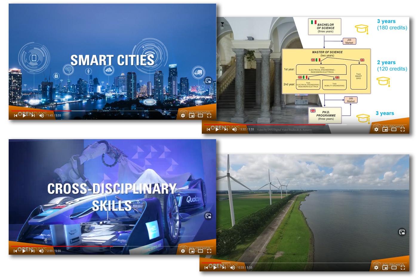 Presentazione del Corso di Studio in Ingegneria Elettrica (magistrale)